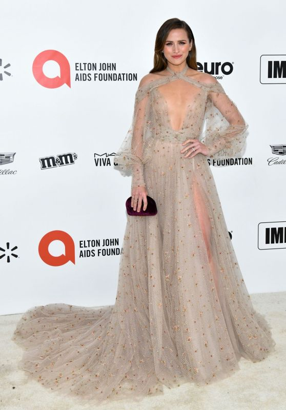 Shantel VanSanten – Elton John AIDS Foundation Oscar 2020 Viewing Party