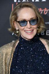 "Sharon Stone – ""Vanity Fair: Hollywood Calling"" Exhibition LA"