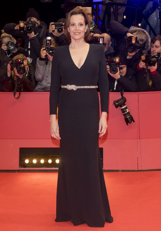 "Sigourney Weaver – ""My Salinger Year"" Premiere at Berlinale 2020"