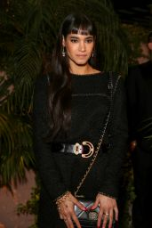 Sofia Boutella – Charles Finch and Chanel Pre-Oscar Awards 2020 Dinner