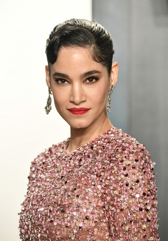 Sofia Boutella – Vanity Fair Oscar Party 2020