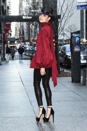 Sofia Carson - Out in Manhattan 02/03/2020