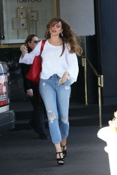 Sofía Vergara - Shopping in Beverly Hills 02/13/2020