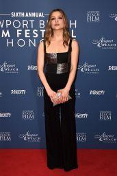 Sophie Cookson – Newport Beach Film Festival UK Honour in London 01/29/2020