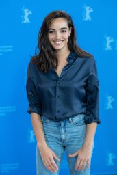 """Souheila Yacoub - """"The Salt of Tears"""" Photocall at Berlinale 2020"""