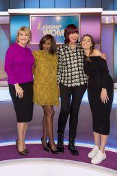 "Stacey Solomon - ""Loose Women"" TV Show in London 02/05/2020"