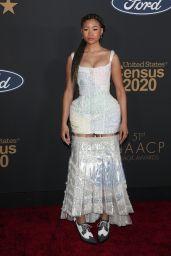 Storm Reid – NAACP Image Awards 2020