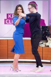 "Susanna Reid - ""Good Morning Britain"" TV Show in London 02/04/2020"