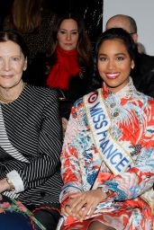 Sylvie Tellier – Leonard Show at Paris Fashion Week 02/27/2020