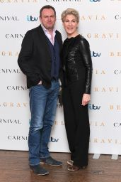 """Tamsin Greig – """"Belgravia"""" TV Show Photocall in London"""