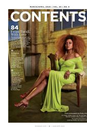 Taraji P. Henson - Essence USA March 2020 Issue