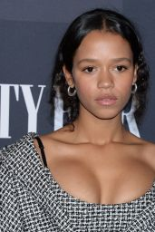 """Taylor Russell – """"Vanity Fair: Hollywood Calling"""" Exhibition LA"""