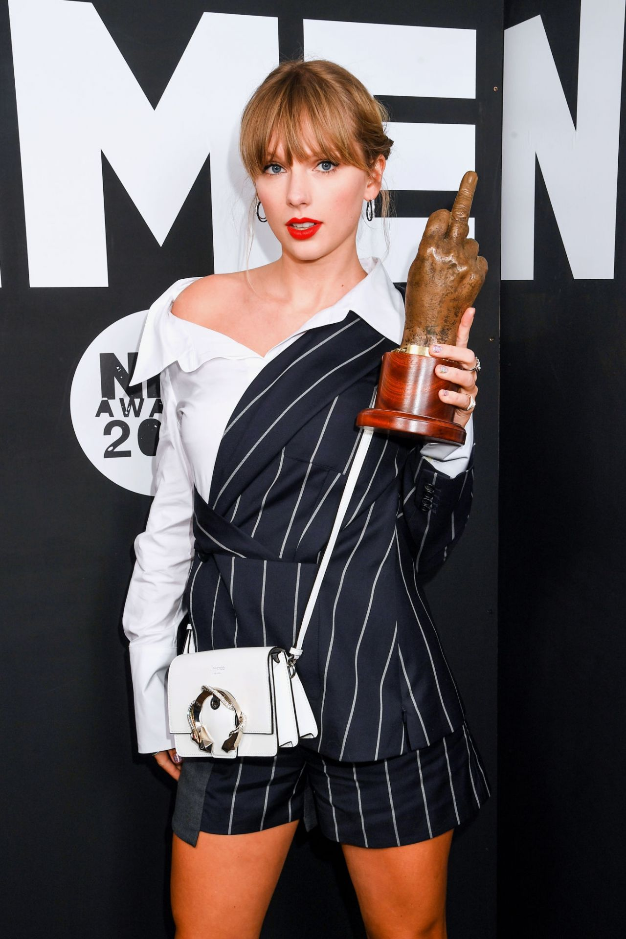 Taylor Swift - NME Awards 2020 (more photos) • CelebMafia