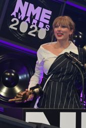Taylor Swift - NME Awards 2020 (more photos)