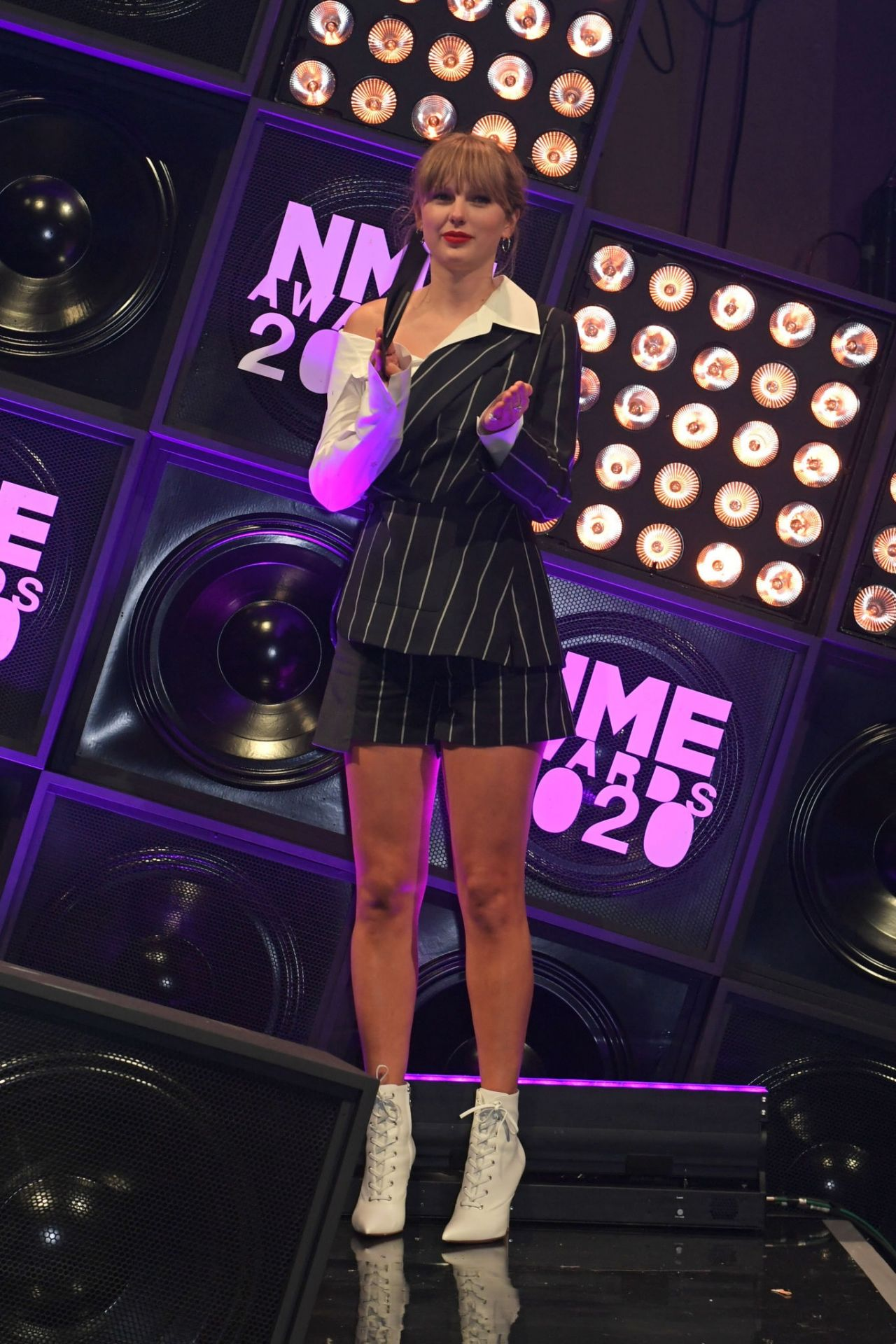Taylor Swift Nme Awards 2020 More Photos