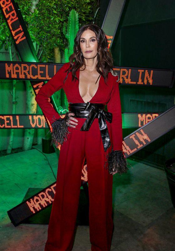 Teri Hatcher – MARCELL VON BERLIN Store Opening in LA