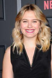 """Tiera Skovbye – """"Locke & Key"""" Series Premiere in Hollywood"""