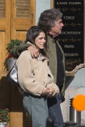 Tini Stoessel - Out in Madrid 02/03/2020