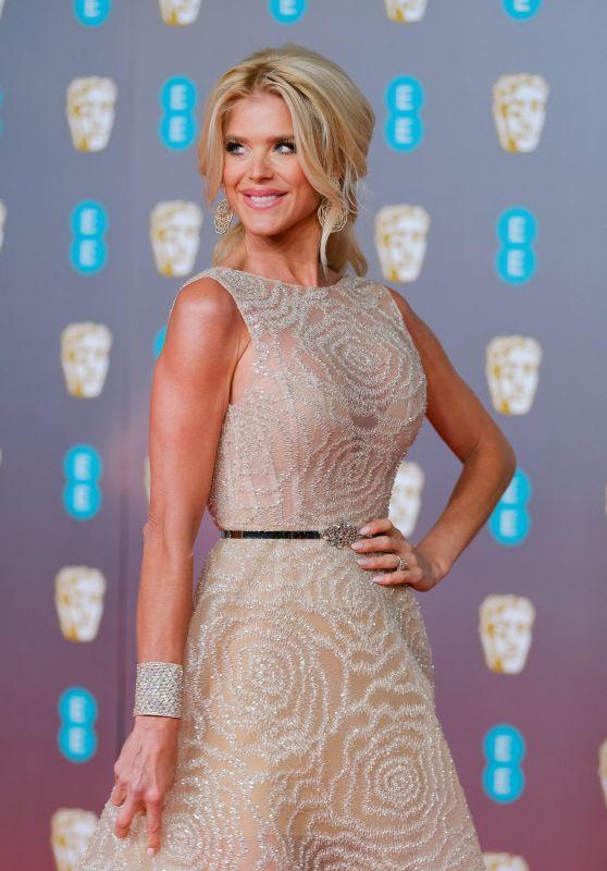 Victoria Silvstedt – EE British Academy Film Awards 2020