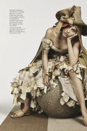 Vittoria Ceretti - Vogue Australia February 2020 Issue