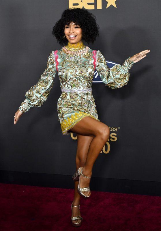 Yara Shahidi - NAACP Image Awards 2020