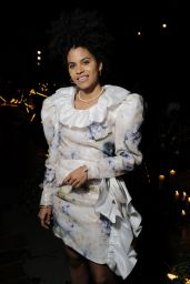 Zazie Beetz – Rodarte Show at NYFW 02/11/2020