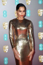 Zoë Kravitz – EE British Academy Film Awards 2020
