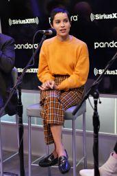 Zoe Kravitz - SiriusXM Studios in NYC 02/14/2020