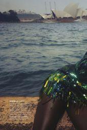 Adut Akech - Vogue Australia March 2020 Issue