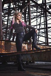 Alexa Bliss - WWE.com Photoshoot March 2020