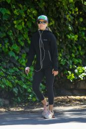 Ali Larter - Out in Pacific Palisades 03/25/2020