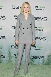 "Alison Pill - ""Devs"" Premiere in Hollywood"