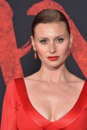 "Alyson Aly Michalka – ""Mulan"" Premiere in Hollywood"