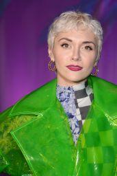 Alyson Stoner – 2020 Christian Cowan x Powerpuff Girls Runway Show in Hollywood