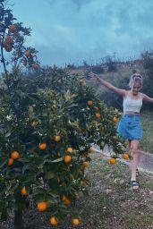 Alyvia Alyn Lind – Social Media 03/14/2020