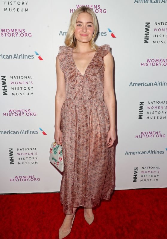 Amanda AJ Michalka – National Women's History Museum Women Making History Awards 2020