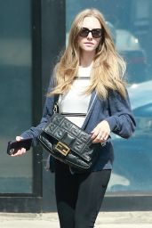 Amanda Seyfried Street Style - Studio City 03/06/2020