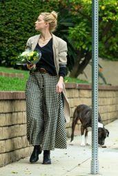 Amber Heard - Grocery Shopping in Los Feliz 03/15/2020