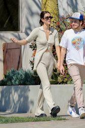 Amelia Hamlin - Heading to Cha Cha Matcha in West Hollywood 03/11/2020