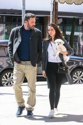 Ana De Armas and Ben Affleck - Out in LA 03/18/2020