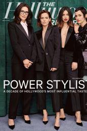 Ana de Armas Karla Welch, Elizabeth Stewart and Zoey Deutch - The Hollywood Reporter Power Stylists 03/11/2020 Issue