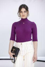 Anamaria Vartolomei – Chanel Show at Paris Fashion Week 03/03/2020
