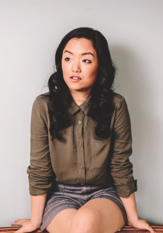 Andrea Bang - ELLE Canada - 7 Canadian Actresses to Watch 2020