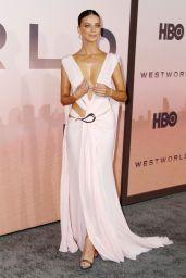 """Angela Sarafyan – """"Westworld"""" Season 3 Premiere in Hollywood"""