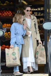 Angelina Jolie - Shopping in Los Angeles 03/14/2020
