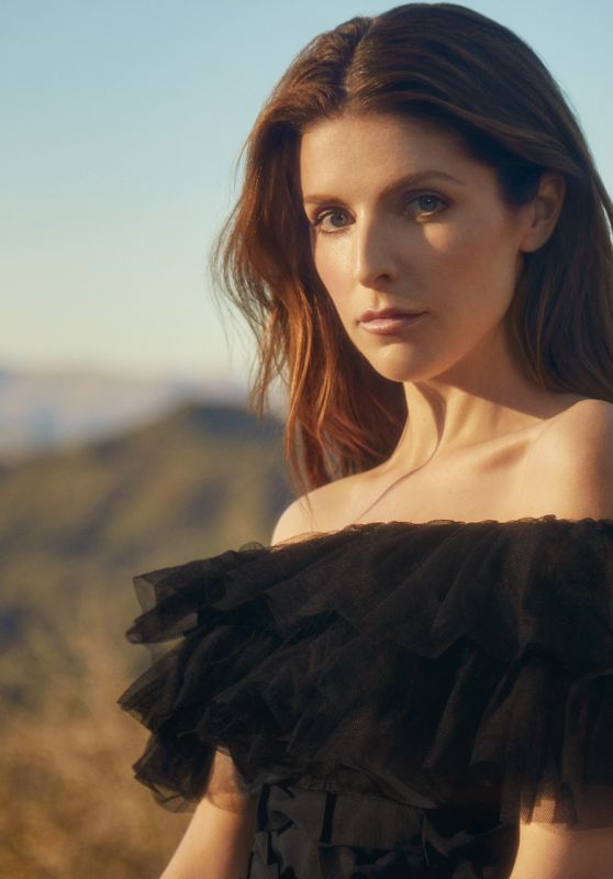 Anna Kendrick - InStyle Mexico April 2020