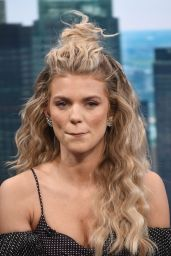 AnnaLynne McCord at Fox 5 - Good Day New York 03/10/2020