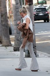 AnnaLynne McCord in Casual Outfit - Los Angeles 03/01/2020