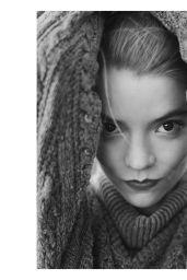 Anya Taylor-Joy - Photoshoot February 2020