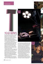 Anya Taylor-Joy - SFX Magazine April 2020 Issue